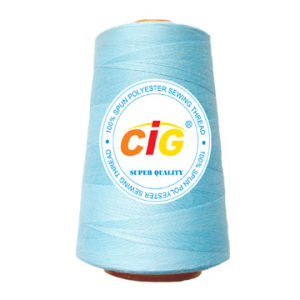 Spun Polyester Sewing Thread 50/2 pictures & photos