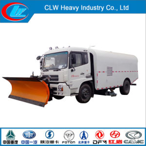 Heavy Duty Dongfeng 4*2 10 Cbm High-Presure Cleaning Truck pictures & photos