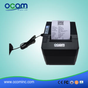 80mm POS Thermal Bluetooth Printer with Auto Cutter pictures & photos