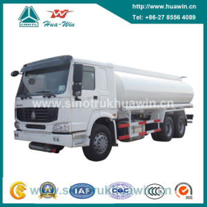 Sinotruk HOWO 6X4 371HP Fuel Tank Truck pictures & photos