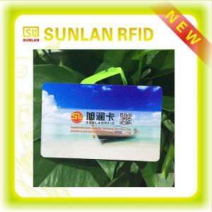 ISO14443A 13.56MHz Contactless Smart Card/RFID Card with Mf1classic 1k S50 Chip/DESFire EV1 2k/4k/8k Chip for Access Control/Ticketing/Payment pictures & photos