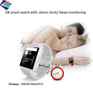 Heart Rate Monitoring Smart Bluetooth U8 Watch Phone in China