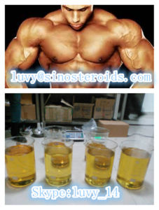 Pharmaceutical Grade Injectable Testosterone Sustanon 250 for Muscle Building Sustanon 300 pictures & photos