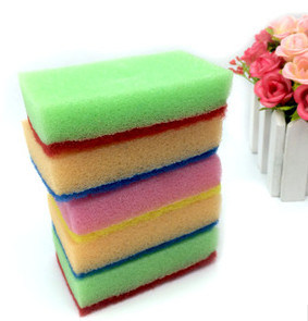 Clean Sponge Scouring Pad for Kitchen, Cleaning Tool pictures & photos