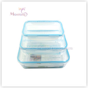 Wholesale Food Storage Box Airtight Plastic Food Container (set) pictures & photos