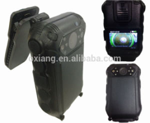 Mini Body Camera Watch Video Recorder Police Wearable Button Camera pictures & photos