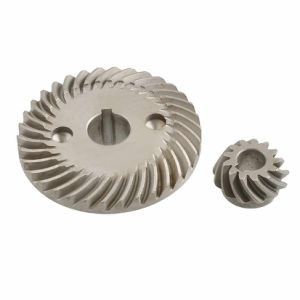 High Precision Steel Spiral Bevel Gear for Gear Box pictures & photos
