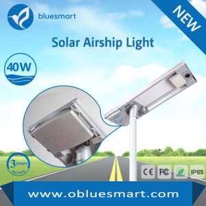 Integrated / All-in-One Solar Sensor Outdoor LED Street Garden Light pictures & photos