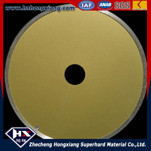 Sintered Diamond Cutting Disc for Glass Cutting pictures & photos
