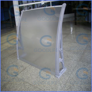 DIY Assembly Abrasive Cover Awning Material for Door and Window pictures & photos