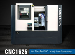 CNC1625-60 Degree Slanting Bed Heavy Duty Automatic Tool Changing CNC Machine pictures & photos