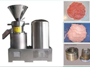 Stainless Steel Animal Bone Mud Mill pictures & photos