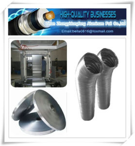 Plastic Clad Aluminum Tape for Coaxial Cable pictures & photos