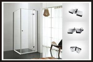 Lifting Hinge Shower Enclosure Rectangular Shower Bathroom Door Tempered Glass Furniture pictures & photos