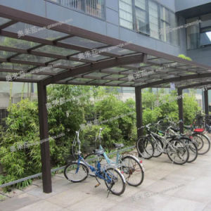 High Quality Poly Carbonate Sheet Carport Aluminium Alloy Frame Carports (S34)