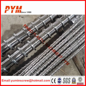 Single Screw Barrel for Plastic Extrusion Machinery pictures & photos