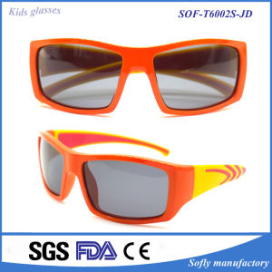 Children Fashion Plastic Frame Kids Sunglasses for Best Selling pictures & photos