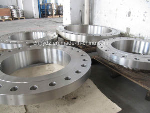 Hot Forged Structure Alloy Steel Flange of Material 15CrMo pictures & photos