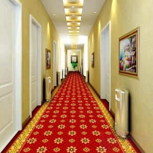 Wholesale Cheap China Nylon Machine Made Carpet Hotel Carpet