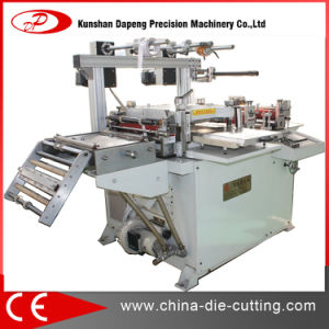 Barcode Label Die Cutting Machine (DP-320) pictures & photos
