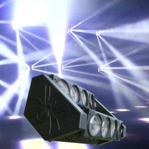 Stage Lighting 10W*8PCS LED Effect Spide Beam Light pictures & photos