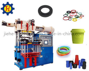 400t Horizontal Rubber Silicone Coffee Cup Covers Molding Machinery Made in China pictures & photos