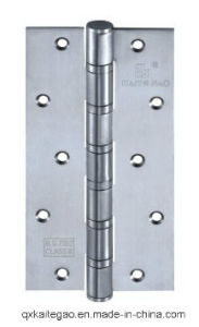 "(8""X4""X3.5mm-6BB) Stainless Steel Ball Bearing Practical Door Hinge pictures & photos"
