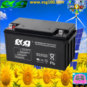 Solar Energy 12V 65ah Solar Battery