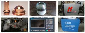 Metal Sheet Plasma Cutting CNC Machine Hayuan 100A Laser Supply pictures & photos