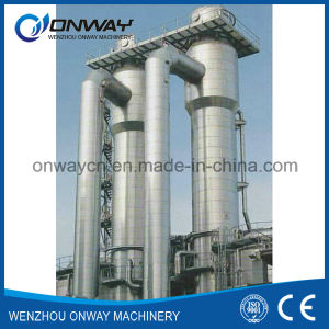 Shjo High Efficient Vacuum Falling Film Juice Ketchup Processing Machine pictures & photos