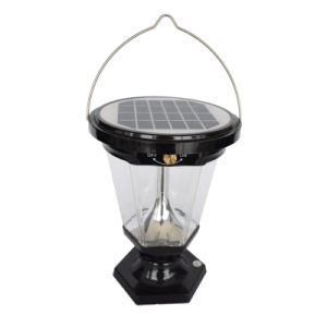 USB Charger Emergency Portable Lighting Powered Rechargeable Solar Lantern Light pictures & photos