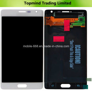 White LCD with Touch Screen for Samsung Galaxy Note Edge N915 pictures & photos
