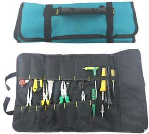 Newest Cheap Foldable Roll Tool Bag pictures & photos