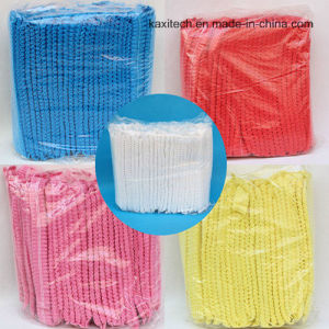 High Quality Oversea Sales Disposable Non Woven Light Weight Mob Cap pictures & photos