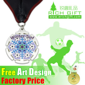 Hot Sell All Design Depot Hand Fashion Malaysia Medal for Football Game pictures & photos