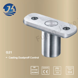 Stainless Steel Hardware Decorative Accessories Precision Casting Dustproff Control