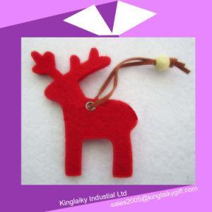 Felt Christmas Decoration Pendant P016A-001 pictures & photos