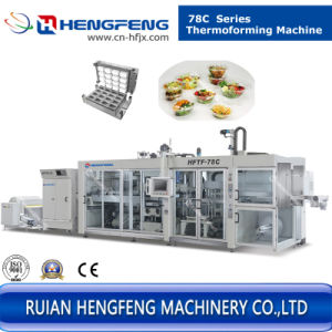 Automatic Thermoforming Machine for Disposable Containers (HFTF-78C) pictures & photos