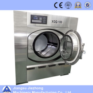 100kg Big Capacity Commercial Laundry Washing and Dewatering Machine, China pictures & photos