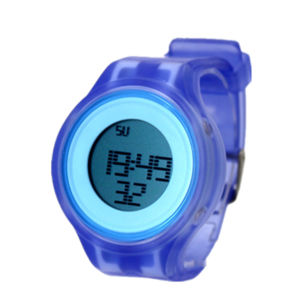 2016 Fashionable Silicone Band Jelly Watch for Promotional pictures & photos