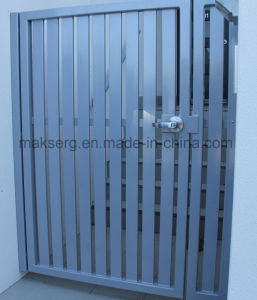 Easy Assembled Steel Fence Gate pictures & photos