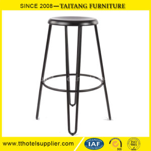 Bar Furniture Iron Round Bar Stool pictures & photos