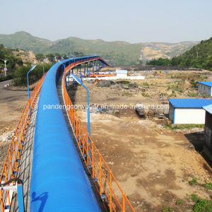 Pipe Conveyor for Material Handling System pictures & photos