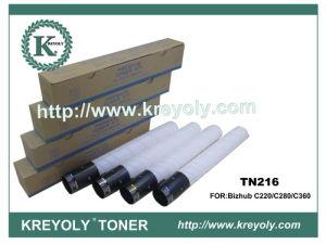 Compatible Color Toner Cartridge for Konica-Minolta C220/C280/C360 pictures & photos