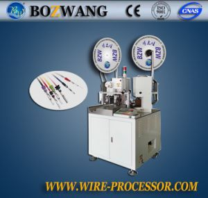 High Quality Full Automatic Terminal Crimping and Seal Inserting Machine pictures & photos