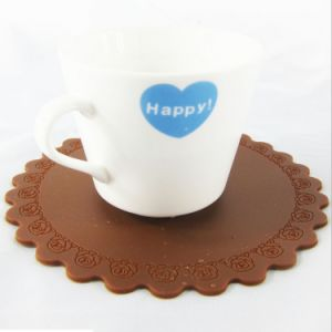 Durable Custom Silicone Baking Cup Mat pictures & photos