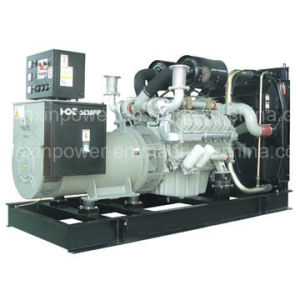 Deutz Power Generators, Open Type 56kw pictures & photos