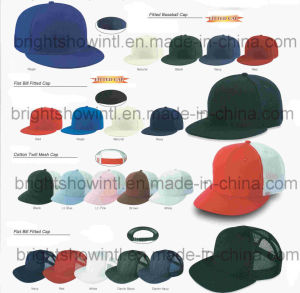 Customized Logo Flat Bill Hiphop Snap Back Baseball Cap /Fitted Cap /Hat pictures & photos