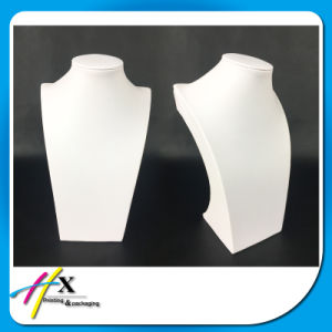 Accept Custom Order Resin Bust Jewelry Neck Display Hot Sale pictures & photos