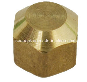 Brass Flare Fitting/American Copper Pipe Fittings pictures & photos